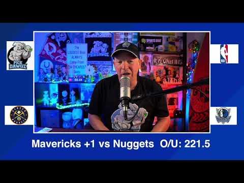 Dallas Mavericks vs Denver Nuggets 1/25/21 Free NBA Pick and Prediction NBA Betting Tips