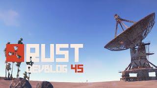 Play Rust - Dev Blog 45 - Turkce