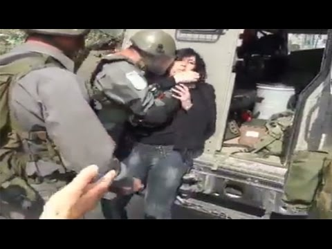 Israel Crimes exposed | Mainstream Media drama of women's rights exposed too | Democracy