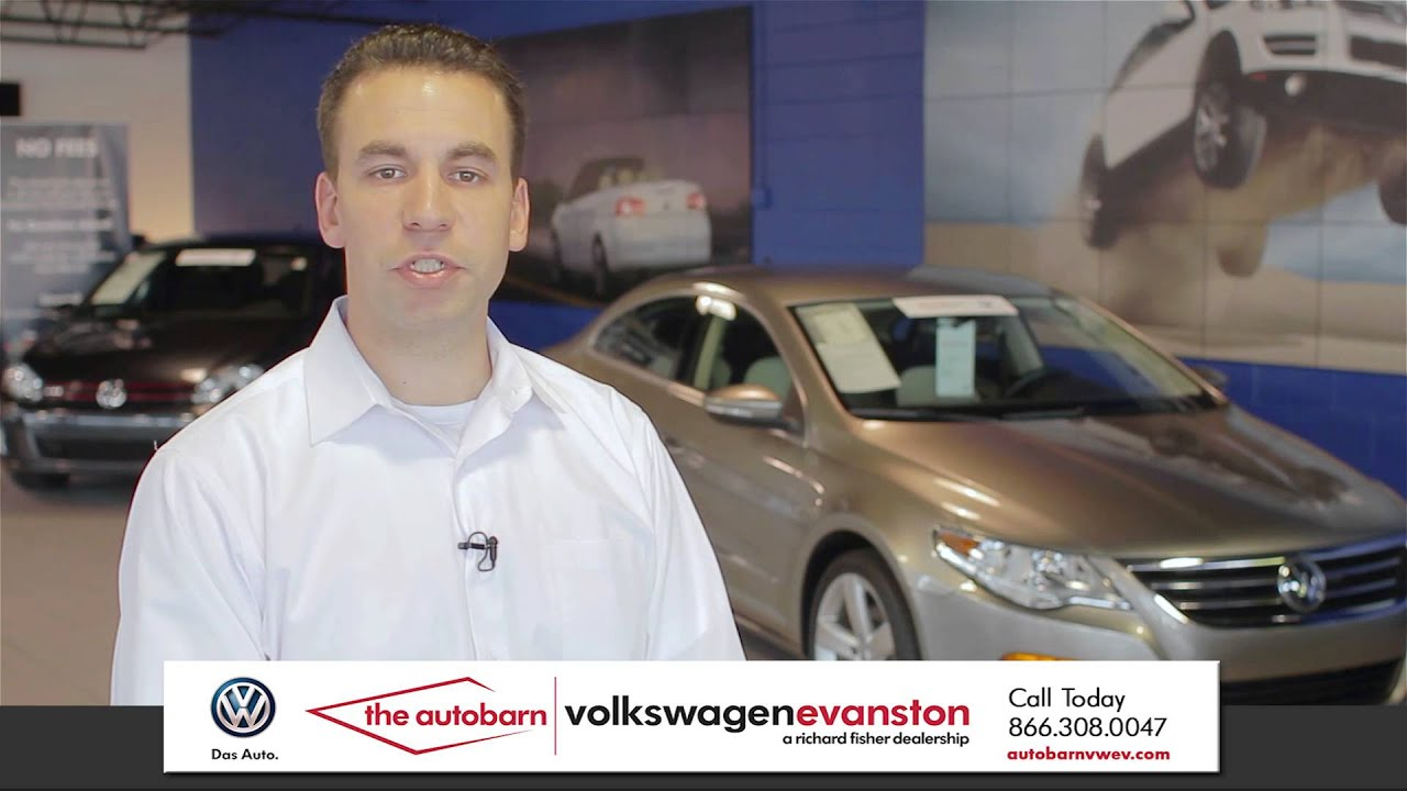 Used Cars Autobarn VW Evanston - YouTube
