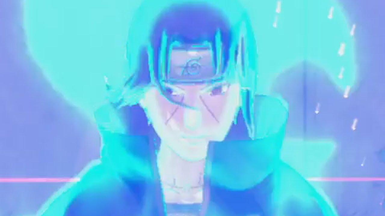 Naruto To Boruto: Shinobi Striker - Itachi Gameplay