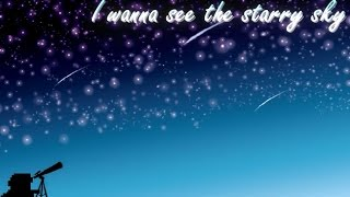 I wanna see the starry sky #01 - ステージ0~1