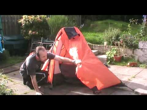 Pro Action Hike Lite 1 man / person tent, Argos cheap 1 man tent, tunnel tent