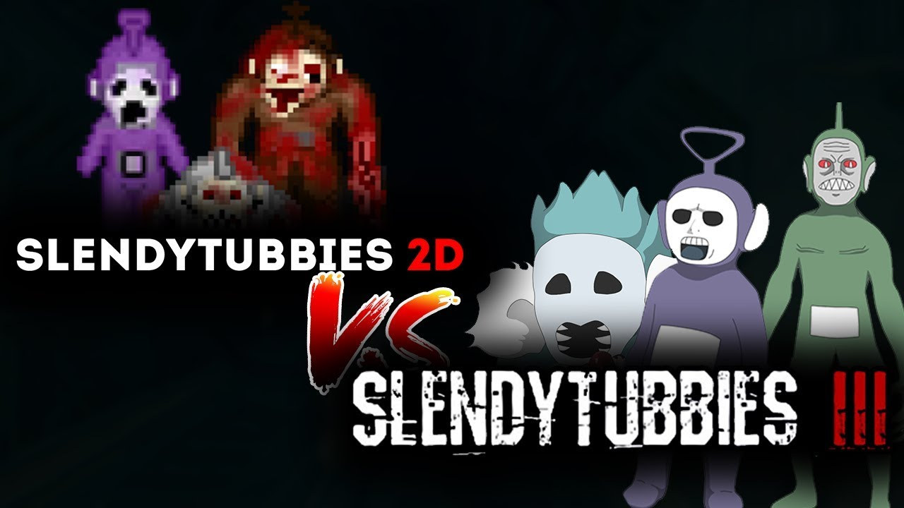 slendytubbies 2d free play