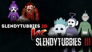 SlendyTubbies III Vs. SlendyTubbies 2D thumbnail