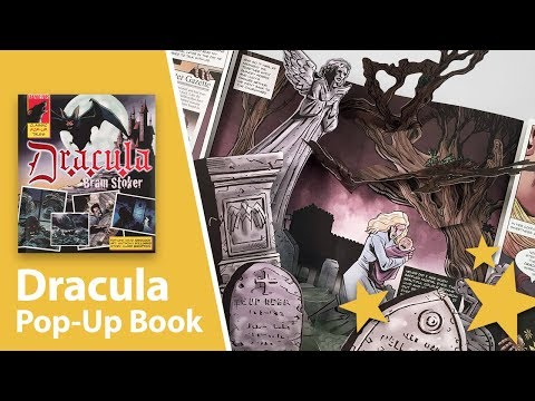 Dracula: A Classic Pop-Up Tale by David Hawcock