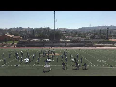 El Monte High School Band Competition 10/14/17