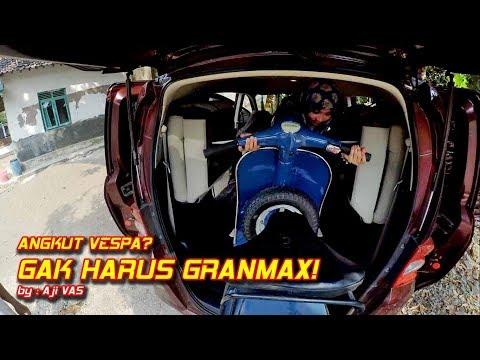 Perdana - Ambil Vespa Dinaikin Mobil || Aji VAS