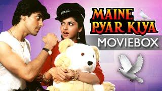 Maine Pyar Kiya Full Movie In A Song | Moviebox | Dil Deewana | Salman Khan & Bhagyashree