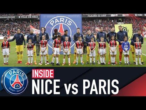 INSIDE - NICE 1-2 PARIS SAINT-GERMAIN