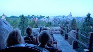 Seven Dwarfs Mine Train Full Ride POV and Queue Magic Kingdom Walt Disney World