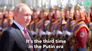 Tổng thống V. Putin và những dự tính chiến lược cho nước Nga