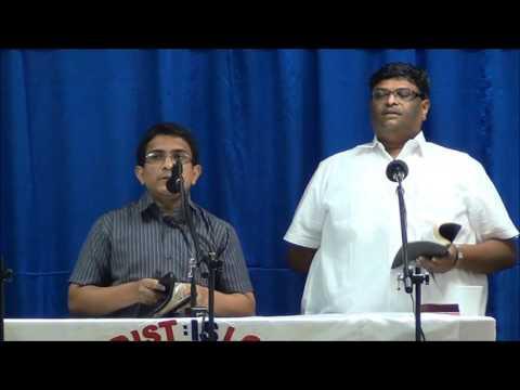 2  Worship  Message: Bro. Joseph Anand Raj   Holy Convocation 2012 Hebron   Abu Dhabi