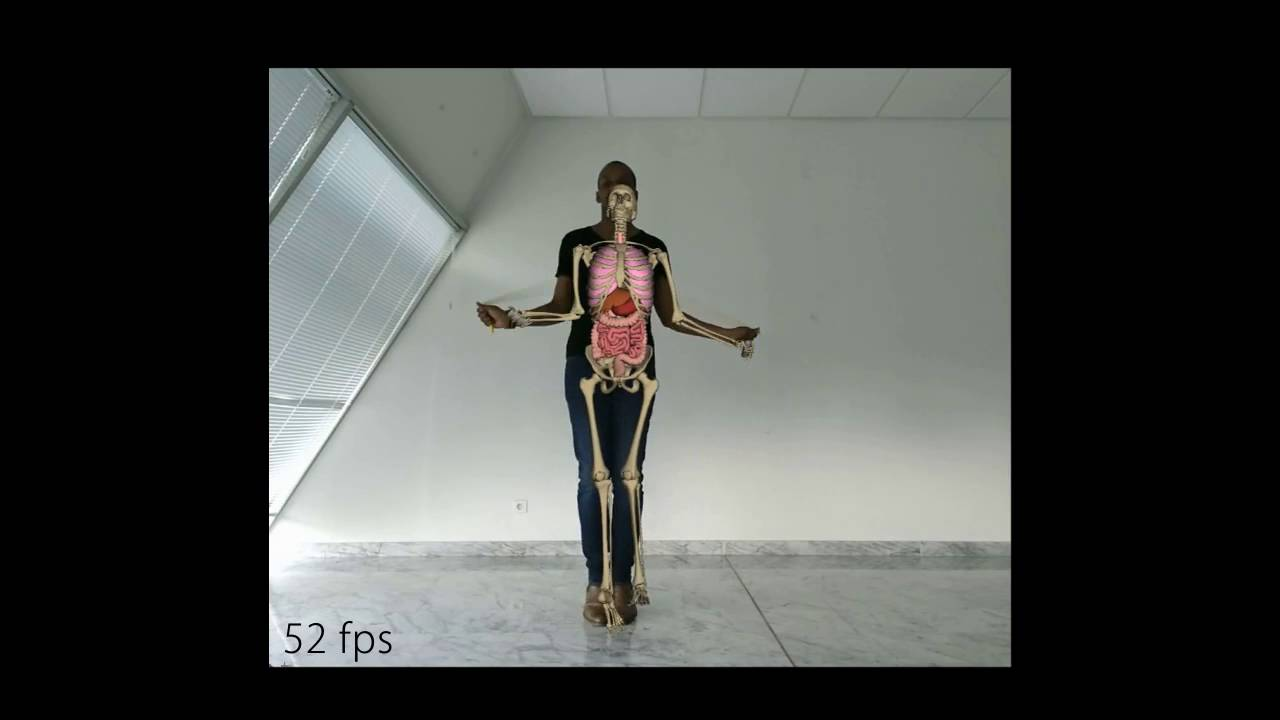 Anatomical Mirroring: Real-time User-specific Anatomy in Motion ...