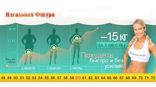 Как похудеть на 15 кг за месяц?