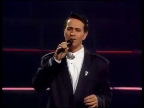 Eurovision Song Contest 1990 - Norway - Ketil Stokkan - Brandenburger Tor