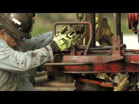 """LIFT Safety """"American Grind"""" Oil & Gas"""