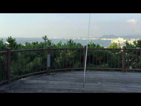 D-808 caught Radio Kuwait (15515kHz) in Fukuoka