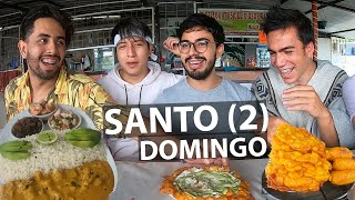 5 comidas que DEBES COMER en Santo Domingo | Parte 2