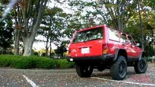オフロードセンター ジープ・チェロキーXJ | Jeep Cherokee XJ