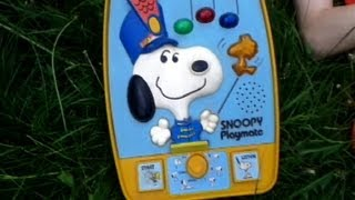 """Snoopy Playmate Theme Song"" - WEIRD PAUL PETROSKEY"