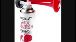 Air Horn Third Strike Club Sample