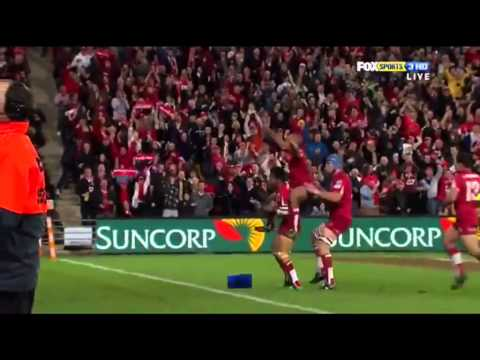 Queensland Reds Tribute 2011 - 2012 Super 15 Champions