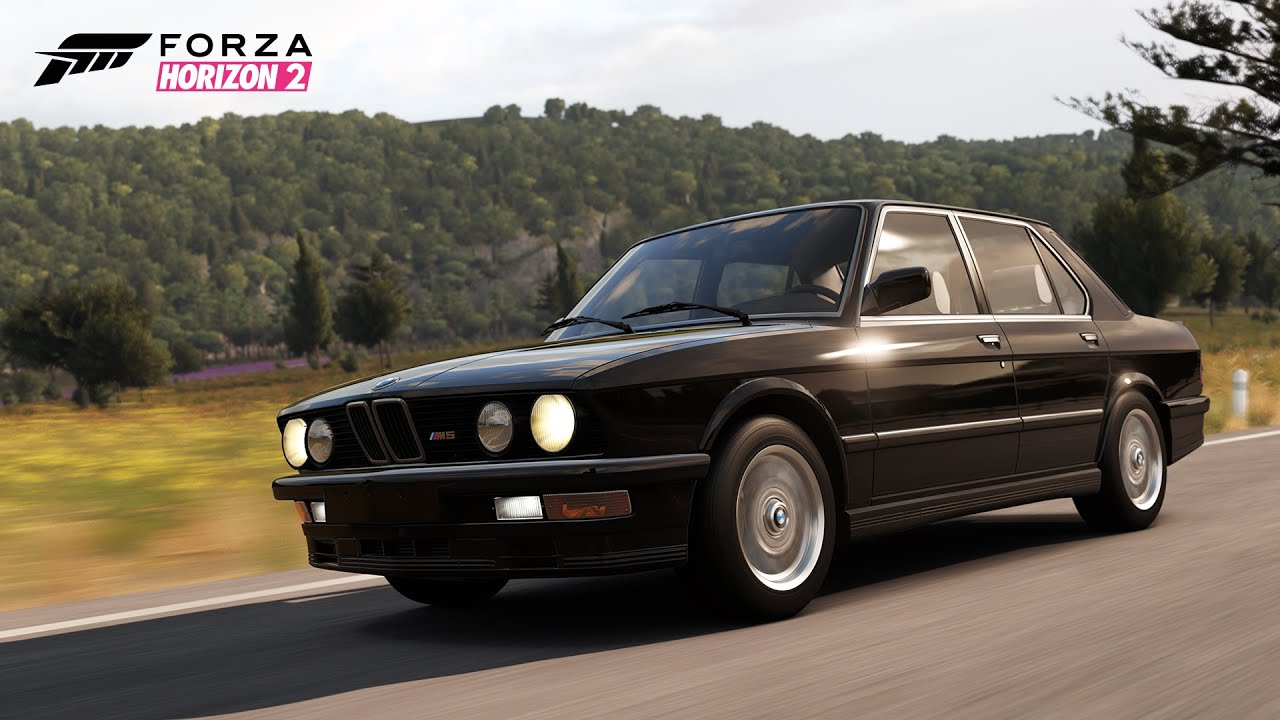 1001 Hp 1988 Bmw M5 Forza Horizon 2 Youtube