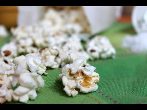 Pop Corn Al Microonde Pronti In 2 Minuti