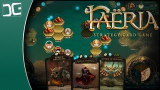 Faeria Gameplay - The Online Strategic Trading Card Game(Faeria is a 1 on 1 turn based game mixing the board game genre with tradable cards, coupled to an online interface where you can meet, challenge and trade ..., 2013-10-07T17:05:42.000Z)