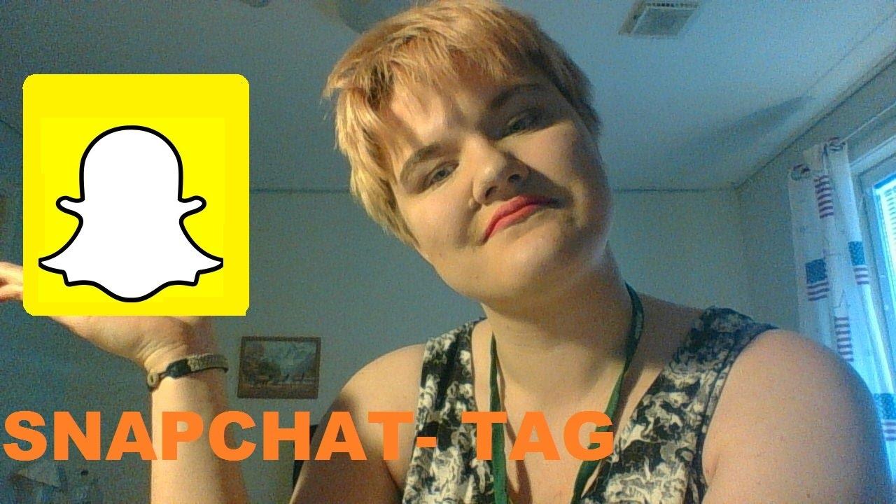 Tagging Snapchat