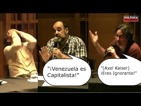 """Extracto del debate """"Moralidad del Capitalismo versus Moralidad del Socialismo"""""""
