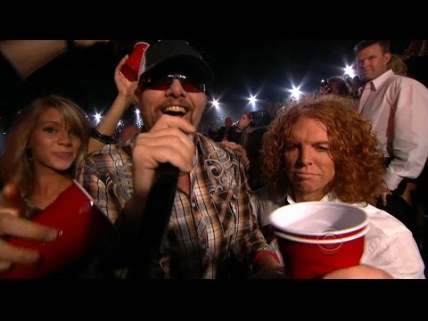 Toby Keith - Red Solo Cup - 47th ACM Awards - 04 01 2012