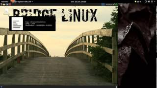 Bridge Linux 2014.2