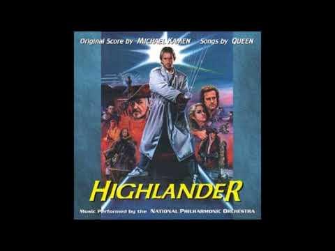 Highlander Official Movie Soundtrack 1986