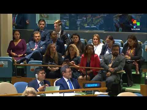 UN Speeches: President of Costa Rica Luis Guillermo Solis