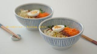SUB[민디네 식탁] 쫄면 Jjolmyeon