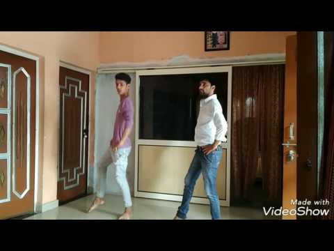 VIPAN Manhas and Deepu : dance 3 peg