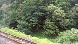 HB-E300系リゾートしらかみブナ編成車窓(弘前→青森)3