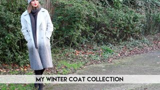 My Winter Coat Collection // Lily Pebbles