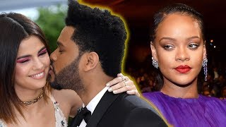 Selena gomez reacts to the weeknd's new album after hours. billie eilish is slammed by one direction fans. plus, rihanna speaks on wanting children. #selenag...