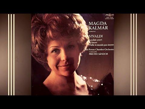 Vivaldi - Laudate Pueri, Motets RV626&630 (reference recording : Magda Kalmár/Frigyes)