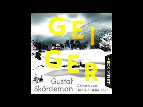 Geiger YouTube Hörbuch Trailer auf Deutsch