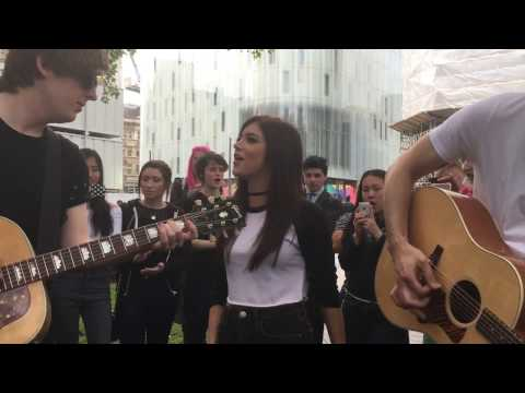 against the current - paralyzed - live @ leicester square 10.06.16