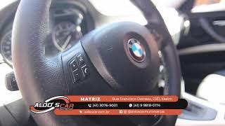 LINDA BMW 318i TOP DE LINHA É AQUI NA ALDO'S CAR MULTIMARCAS
