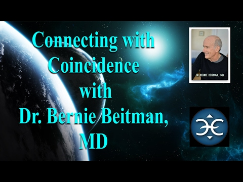 Connecting with Coincidence with Dr Bernie Beitman, MD - EP 10 - Guest: David Strabala