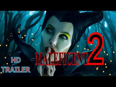 Maleficent 2 Trailer (2019) Angelina Jolie Movie HD