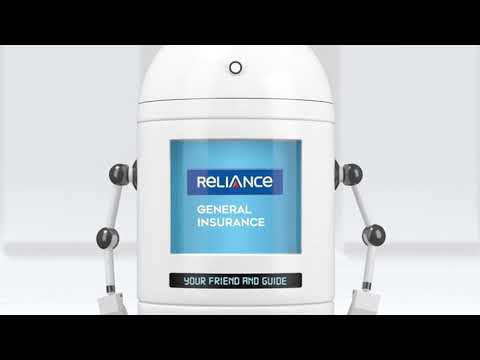 Smarybot by Reliance General Insurance. Live Smart.