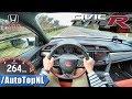 Honda Civic Type R 2019 | ACCELERATION & SPEED 262km/h AUTOBAHN POV by AutoTopNL