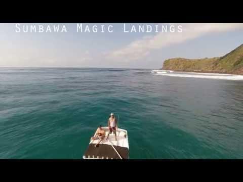 Magic Point Sumbawa Morning